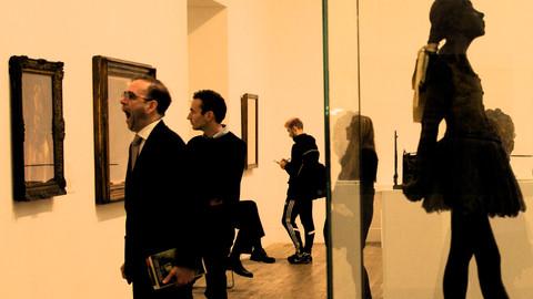 Art Lover, Tate Modern