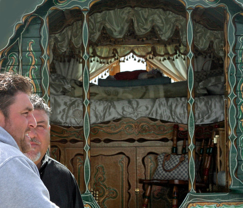 Travellers, Stow Horse Fair