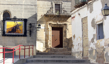 Church, Jerez, Spain