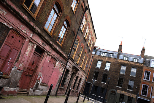 Princelet Street, Shoreditch, London