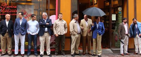 Rain, Seville