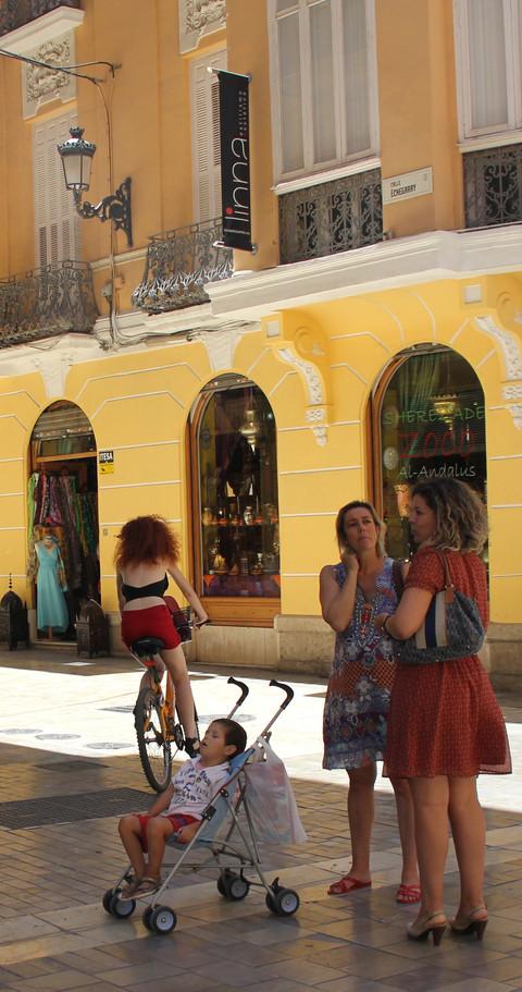 Wheels, Malaga