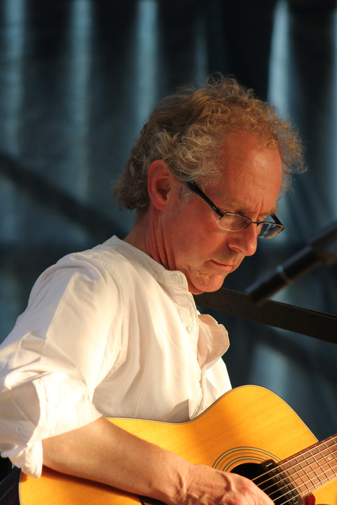 Guitarist, Appalachia
