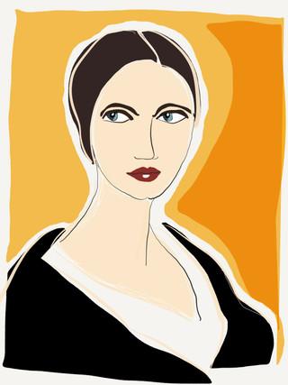 Golden Lady (I)