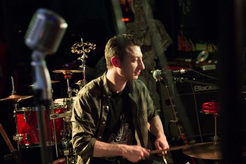 Drums, Rhythm Slingers