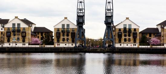 Docklands (I), London