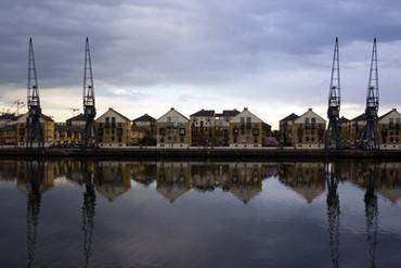 Docklands (II), London