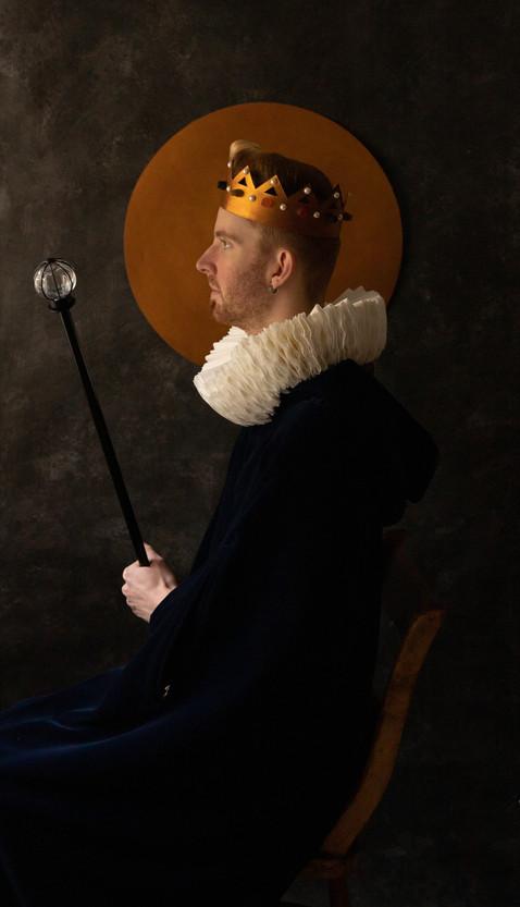 Sam crowned