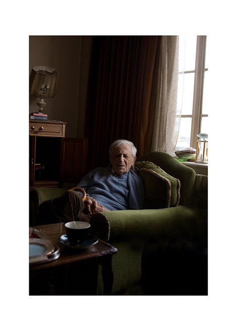 Ben, retired ENT surgeon, aged 101