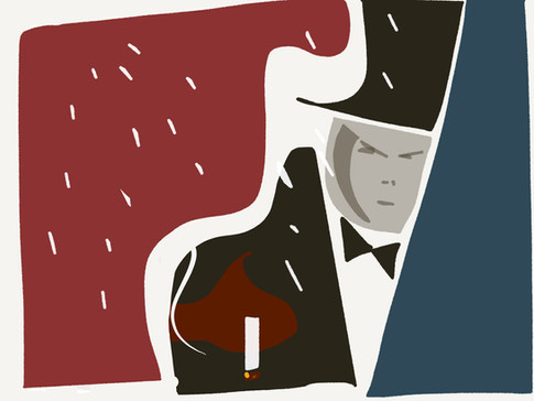 Opera in the Rain