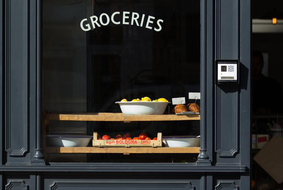 Groceries, Peckham, London