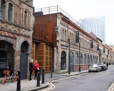 Fashion Street, Shoreditch, London