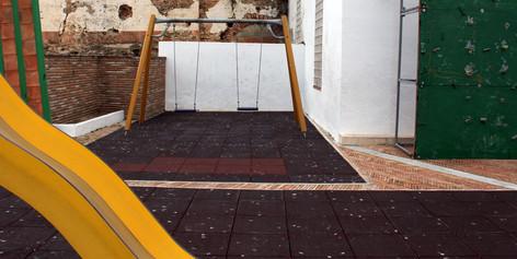 Playground, Gaucin, Spain