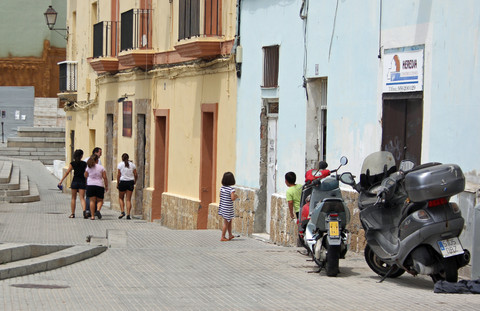 Motorbikes, Cadiz