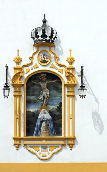 Shrine to the Virgin, Spain (1)