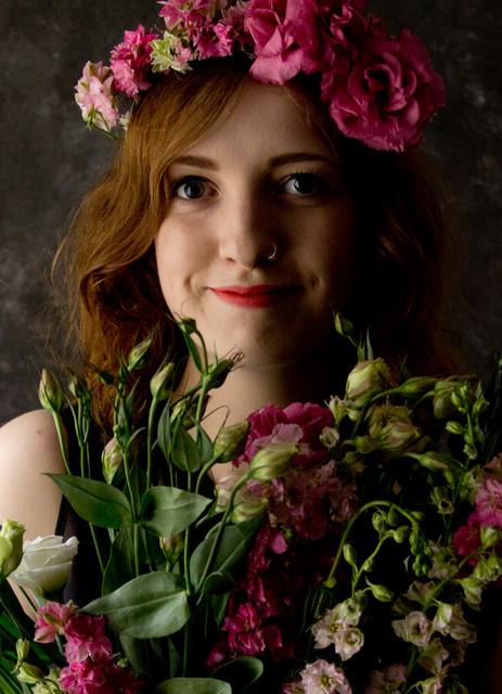 Nerissa & blooms