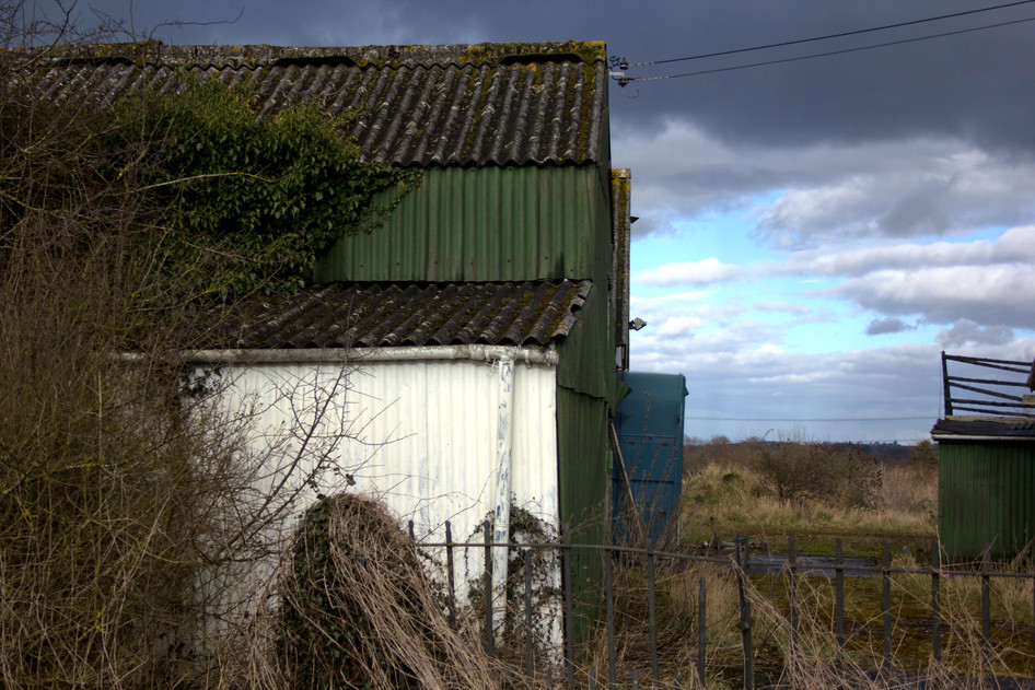 Barn, Herefordshire, England