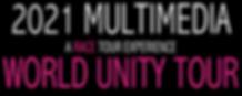 2021 multimedia world unity tour