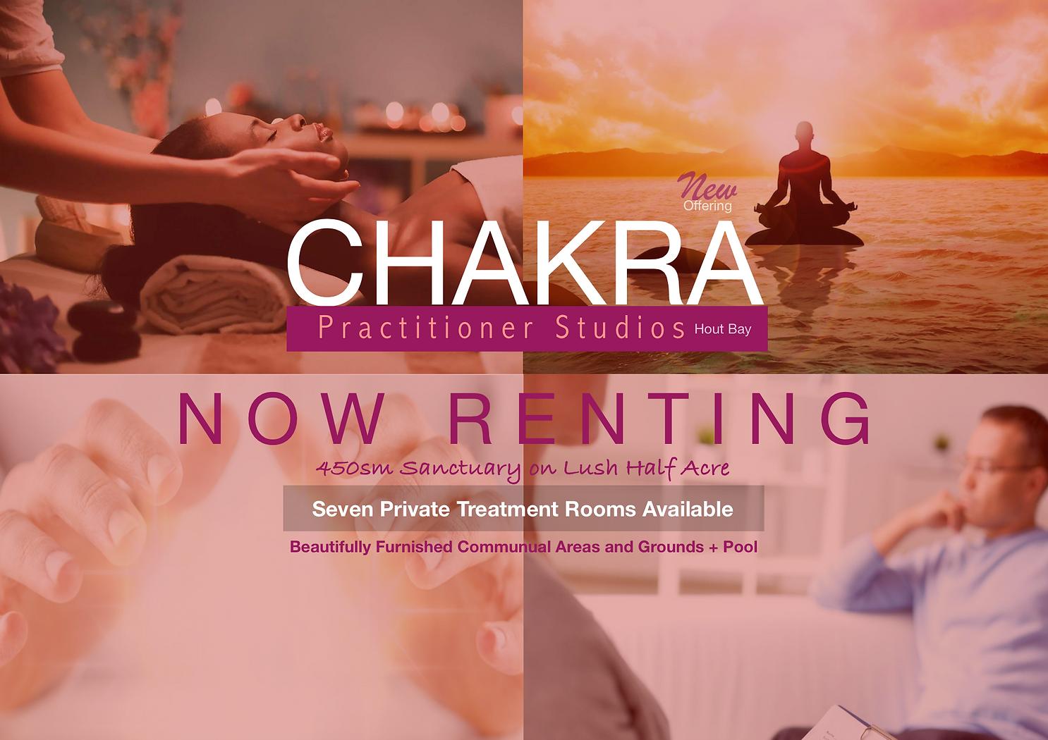 Chakra Treatment Sanctuary