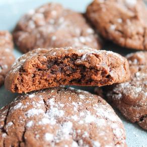 Cookies choco - 3 ingrédients