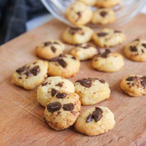 Cookies crisp maison