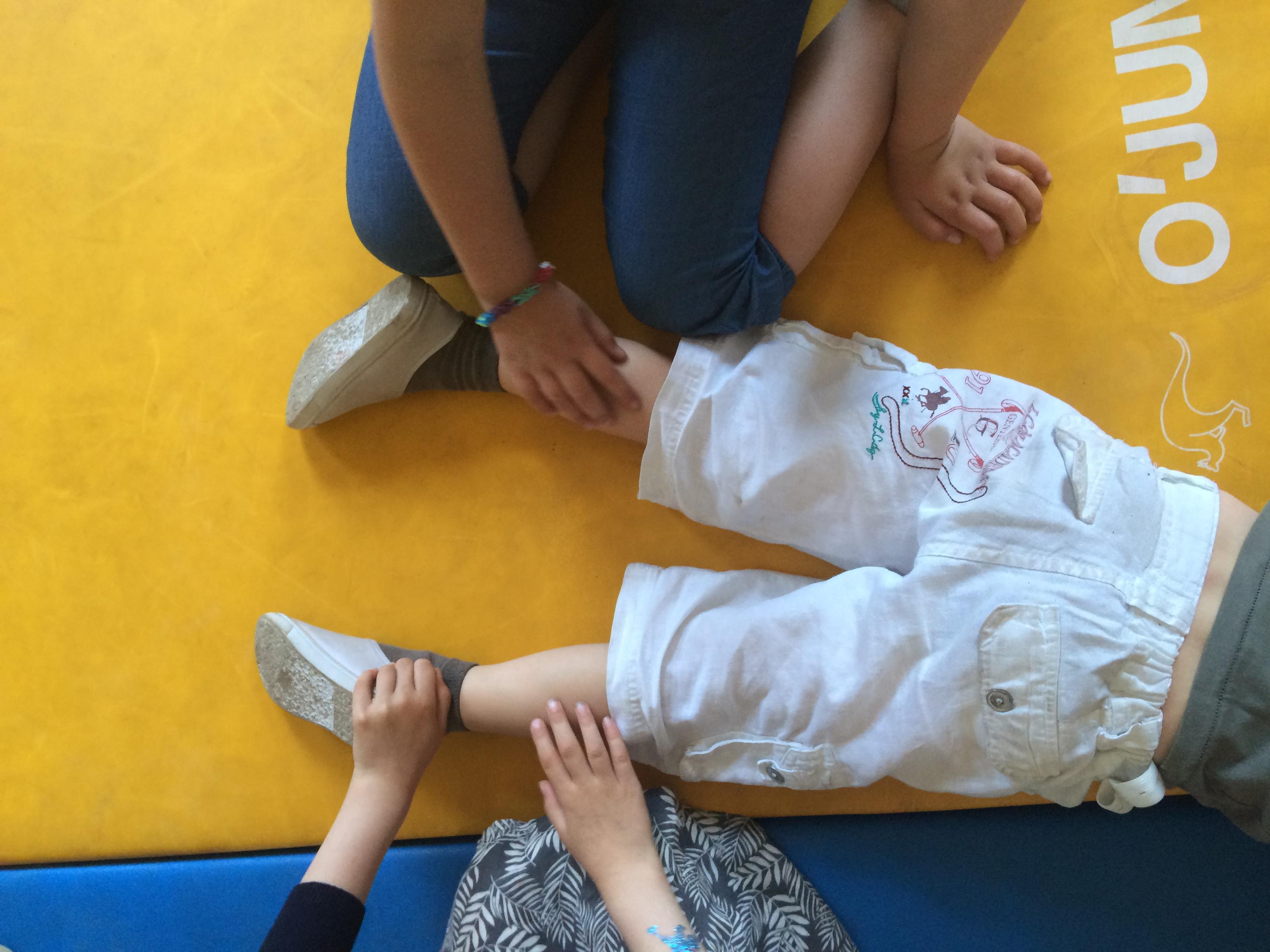 Au coeur de soi Yoga de l'enfant