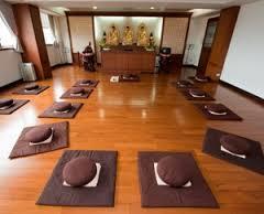 Au coeur de soi Salle de méditation