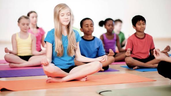 Au coeur de soi Méditations enfants