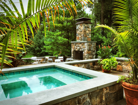 haynes hot tub fireplace.JPG