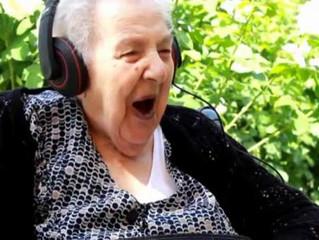 La música devuelve los recuerdos a los enfermos de alzheimer