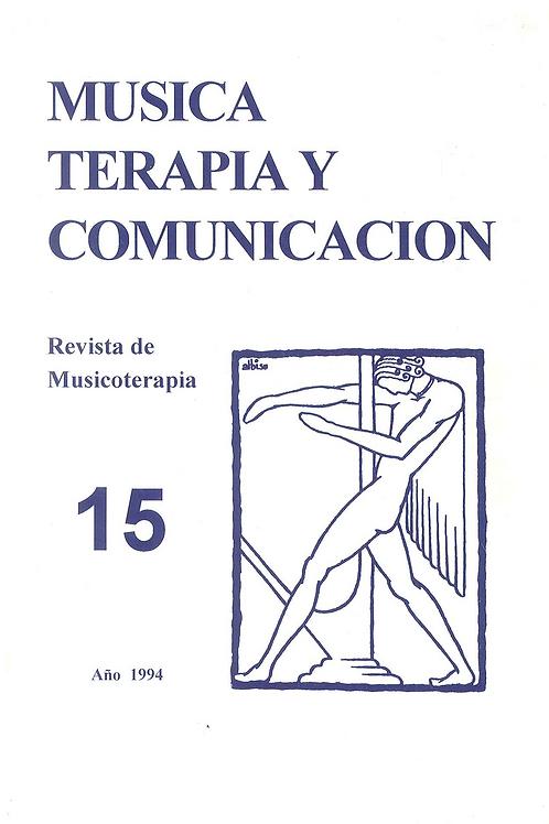 """Revista """"Música, Terapia y Comunicación"""""""