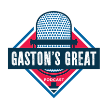 Gaston's Great Podcast Logo