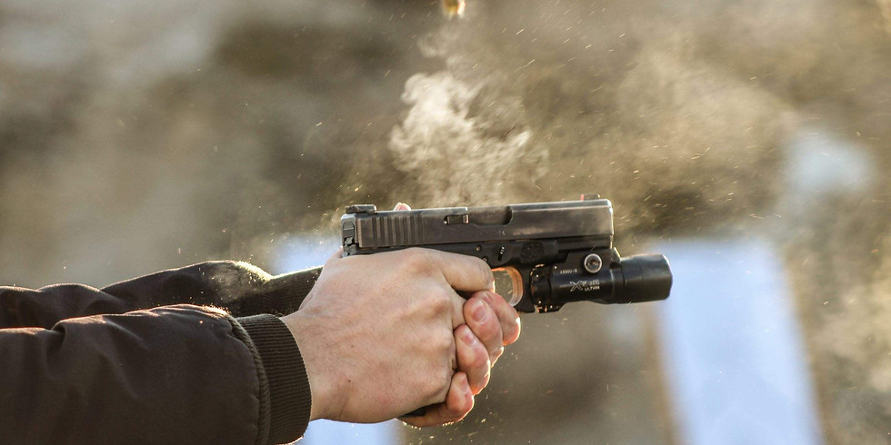 Concealed Weapons Permit Course (Co-Ed)