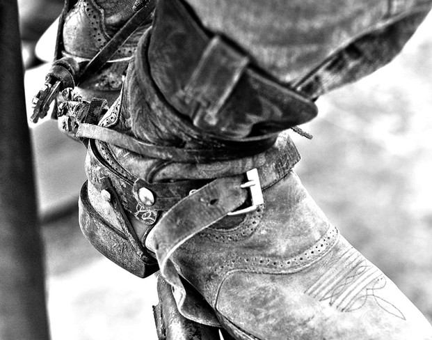 Boots Detail