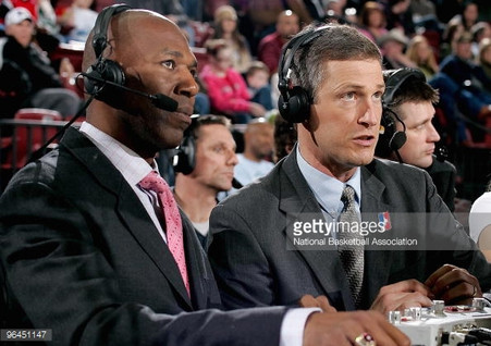 Thurl Bailey & Peter Young