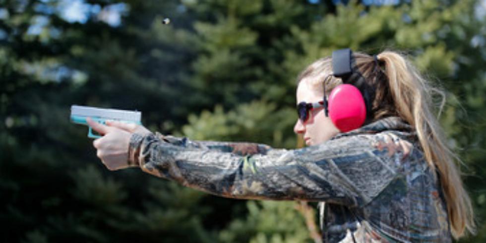Gals & Guns 2.0 Handgun Defense Course
