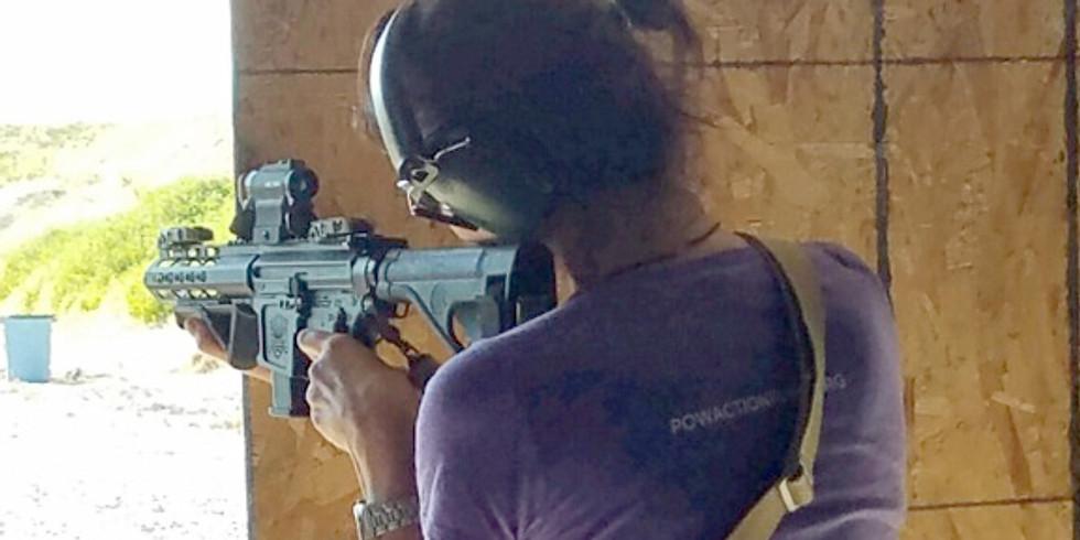 Carbine Home Defense Night Course - Module III