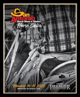 San Antonio Stock Show & Rodeo Horse Sale