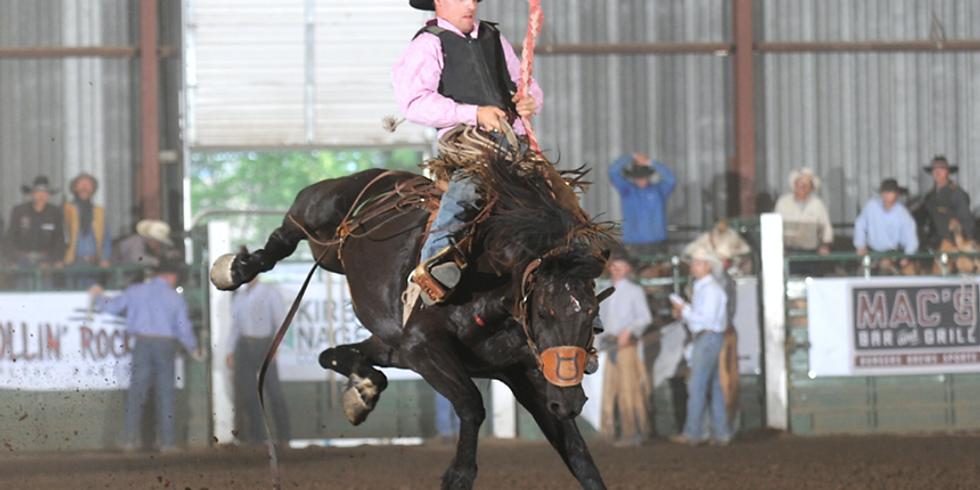 Stock Saddle Bronc Championship