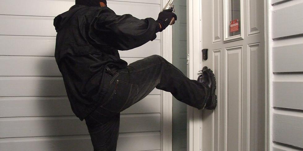 Home Invasion - Hard Target Preparation & Response