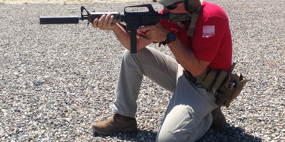 Carbine Vehicle Defense Night Course - Module II