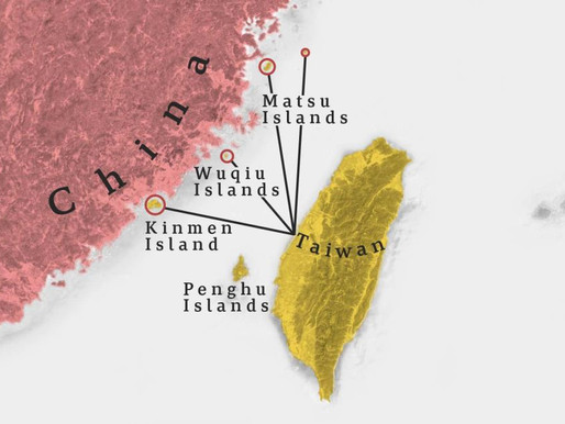 You must have never heard about these offshore Taiwanese Islands!