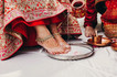 Introduce A New Ritual: Let The Groom Wash The Bride's Feet With Milk During The Wedding!
