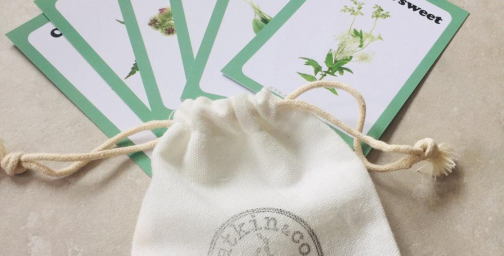 Foraging - Wild Herbs & Weeds