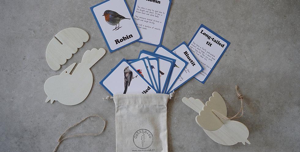 Bird Craft Kit and Cards