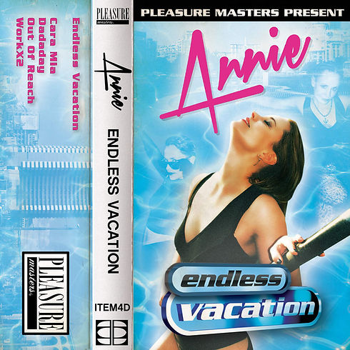 Annie_Endless-Vacation-EP-Cover_Hi-Res.j