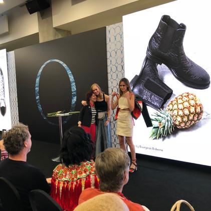 Omina Piñatex Presentation