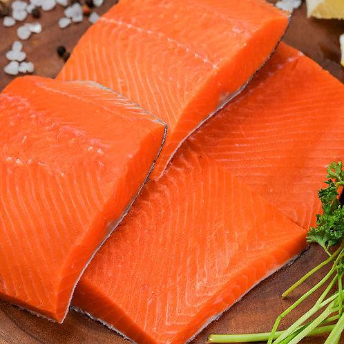 Wild Salmon (Price/8oz filet)
