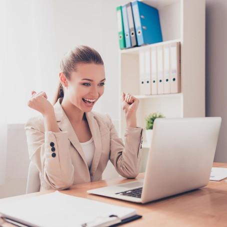 5 Tipps wie Du sofort Erfolge im Online Business feiern kannst -  für mehr Erfolg & Sichtbarkeit