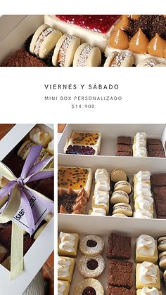 Mini box personalizada